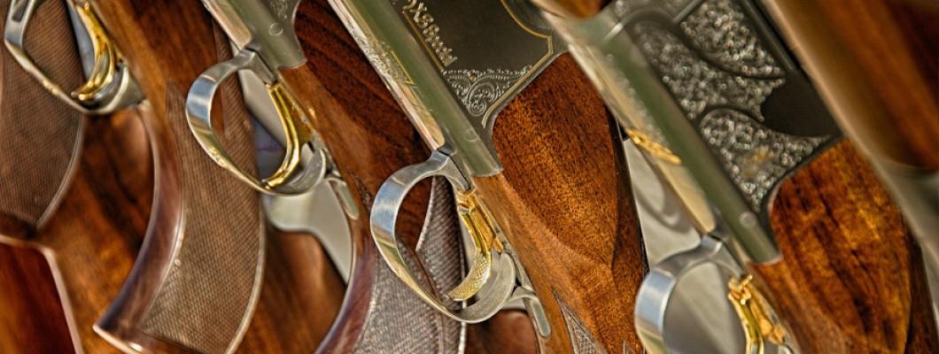 Licencia na predaj zbraní a streliva