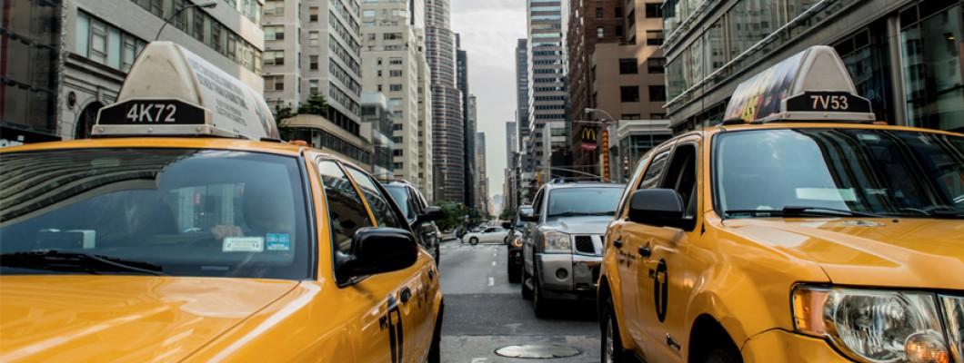 Prevádzkovanie taxislužby – otázky a odpovede z praxe