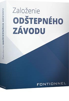 Založenie odštepného závodu v Českej republike