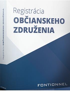 Registrácia občianskeho združenia k 2%